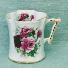 Summer Rose Ladies' Victorian Mug