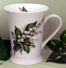 Lily of the Valley Latte Mug