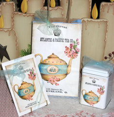 Tea Tin Gift Set
