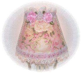 Ivory Rose Pitcher Nightlight-Roses And Teacups