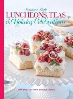 Luncheons, Teas and Holiday Celebrations Book - Only 2 Available! - Roses And Teacups