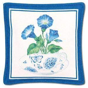 Morning Glory Tea Cup Spiced Mug and Tea Cup Mat - Roses And Teacups