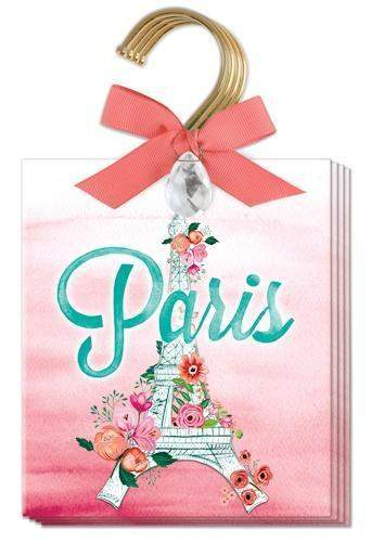 Parisian Breeze Hanging Sachets - Roses And Teacups