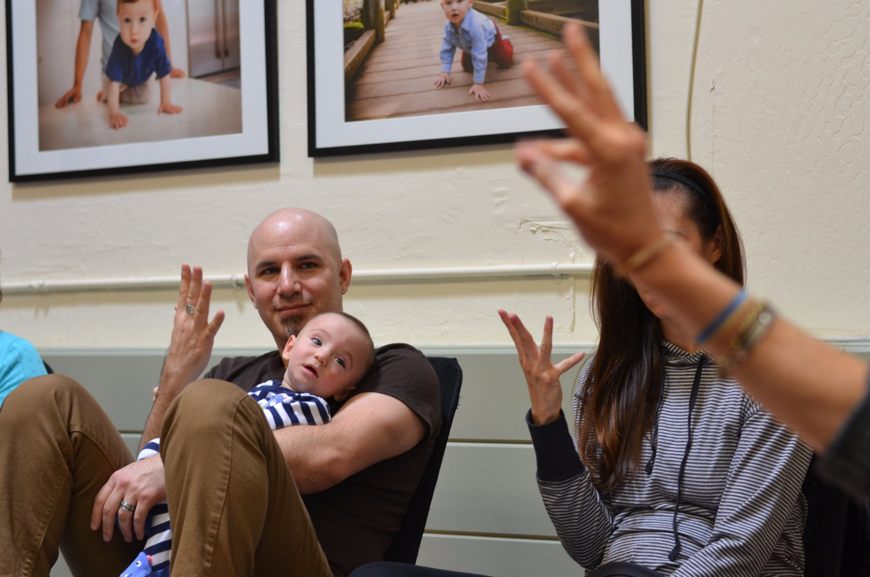 Baby Sign Language Intro Class