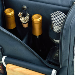 Bold Bordeaux Wine & Cheese Carrier