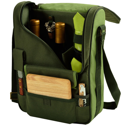 Eco Bordeaux Wine & Cheese Carrier