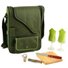 Image of Eco Bordeaux Wine & Cheese Carrier