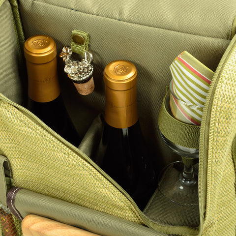 Hamptons Bordeaux Wine & Cheese Carrier