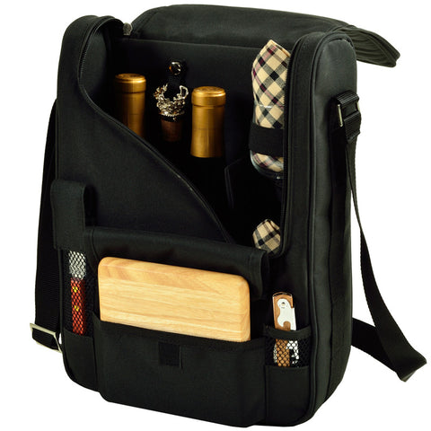 London Bordeaux Wine & Cheese Carrier