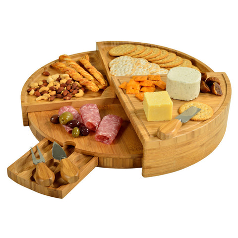 Vienna Cheese Board (Transforming)