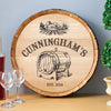 Image of Barrel Of Vino Wine Barrel Wall Art