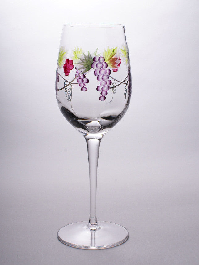 Bacchus Red Wine Glasses (Set of 4)