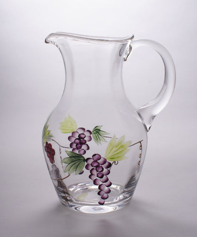 "Bacchus Wine Pitcher (small 6"")"