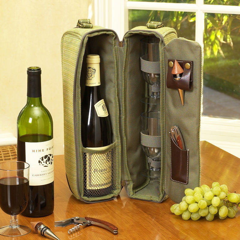Hamptons Wine Carrier