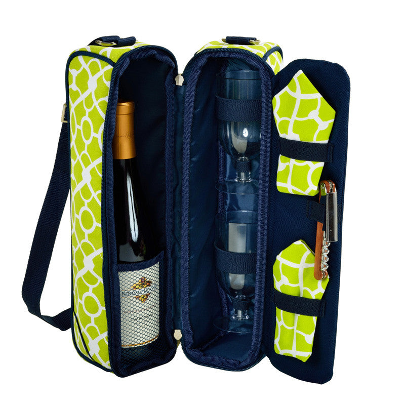 Trellis Green Sunset Wine Carrier