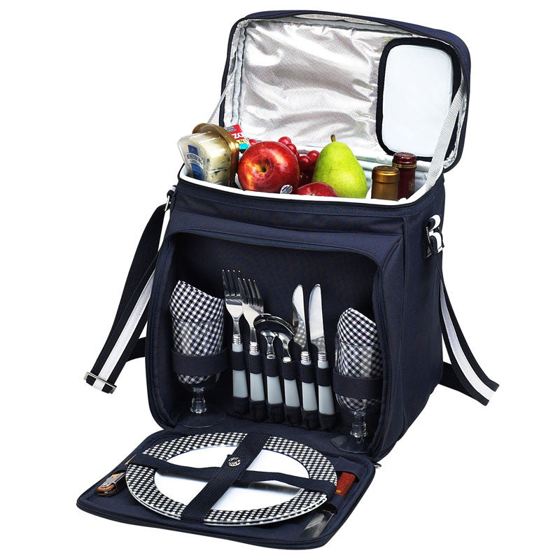 Bold Wine and Picnic Cooler for 2