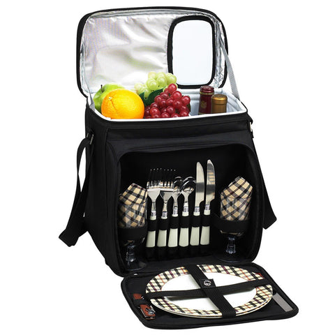 London Wine and Picnic Cooler for 2