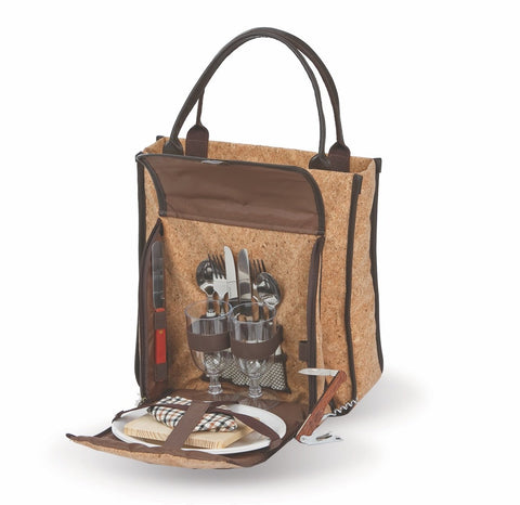 Wine & Picnic 2 Person Tote