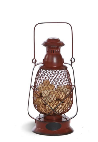 Lantern Wine Cork Holder