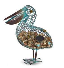 Pelican Wine Cork Holder