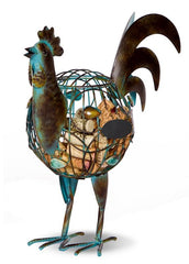 Rooster Wine Cork Holder