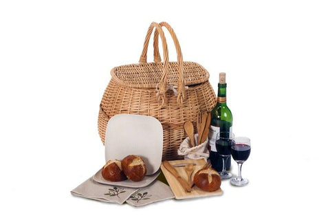 Two Person Eco Picnic Basket
