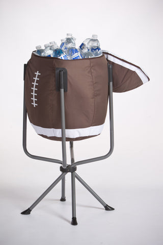 Large Insulated Football shaped cooler