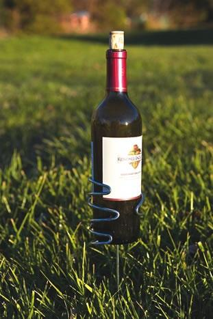 Handy Holder Wine Bottle