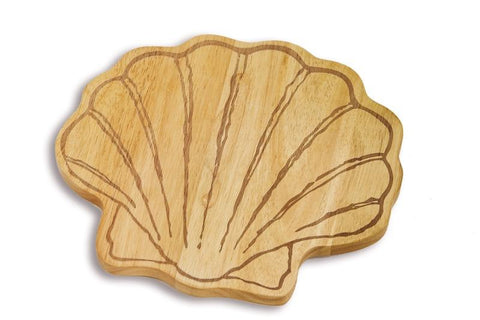 Sea Shell Cutting Board