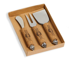 Vintage Cheese Knife Set