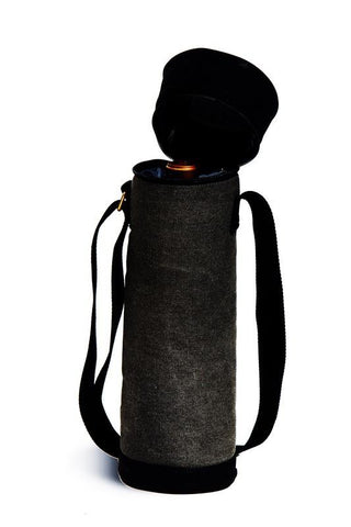 Essential Wine Bag - Grey
