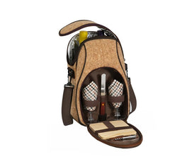 Brava Wine and Cheese Bag - Cork