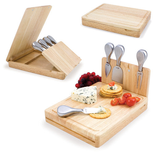 Asiago Cheese Board