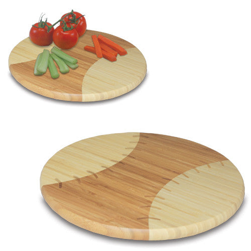 Homerun! Wooden Cutting Board