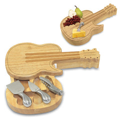 Guitar Cheese Board