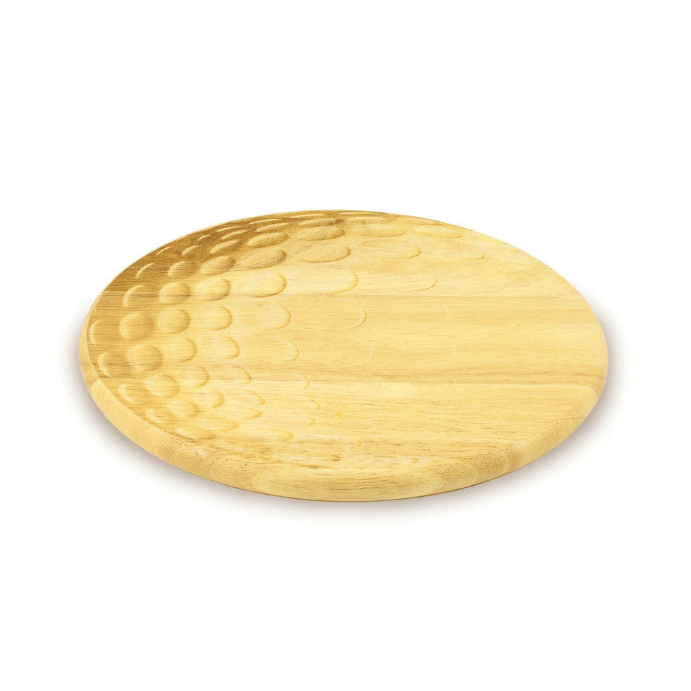 Golf Ball Cheese Board