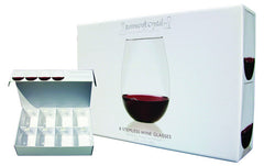 Ravenscroft Stemless Wine Glasses
