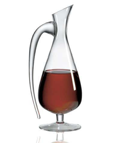 Ravenscroft Crystal Amphora Decanter
