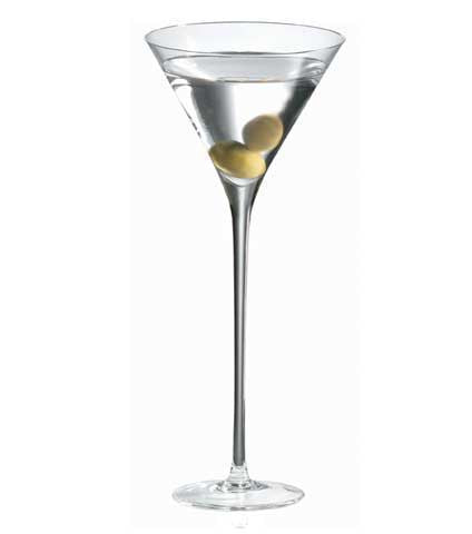 Ravenscroft Crystal Martini Long Stem