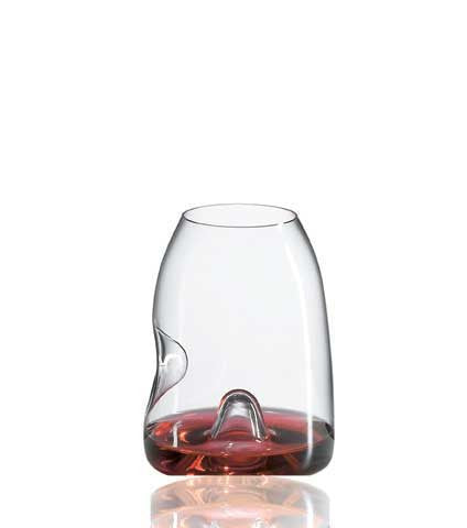 Amplifier Vintner's Crystal Tasting Glass (Set of 4)