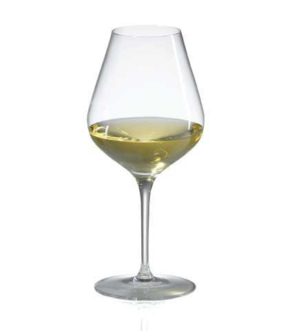 Ravenscroft Crystal Amplifier Unoaked White Wine (Set of 4)