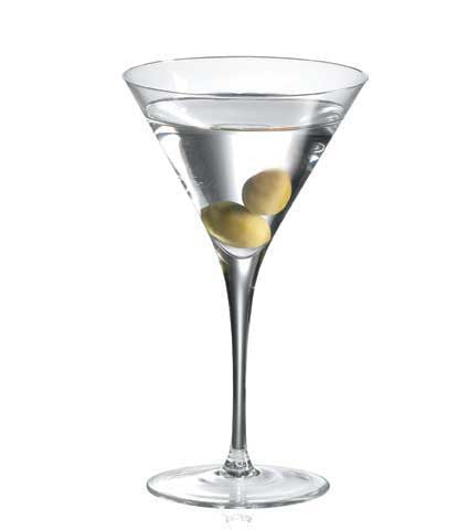 Ravenscroft Crystal Martini (Set of 4)