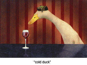 Cold Duck by Will Bullas