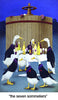 Image of Seven Sommeliers by Will Bullas