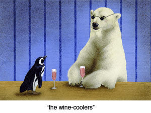 Wine Coolers by Will Bullas