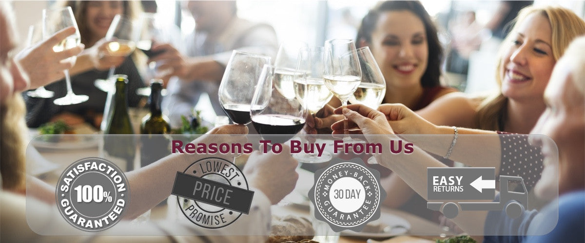 Reason To Buy From us