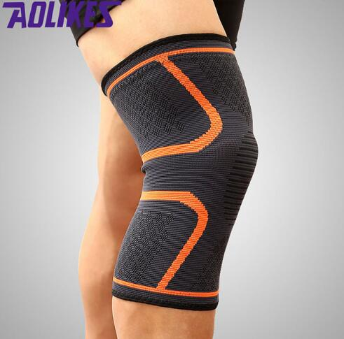 Elastic Nylon Support Compression Knee Pad