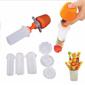 Vegetable Fruit Shape Cutter Slicer