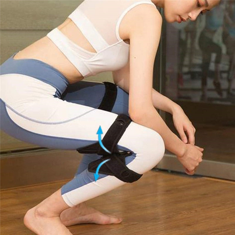 Breathable Non-slip Lift Joint Support Knee Pads