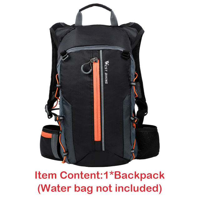 Waterproof Breathable 10L Ultralight Water Backpack
